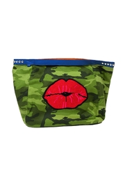 FRANCIS MARTINEZ Camo Kiss Bag - Product Mini Image