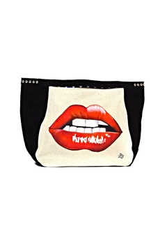 Shoptiques Product: Red Lips Bag