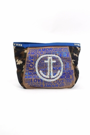 FRANCIS MARTINEZ Amour Sequins Bag - Product Mini Image