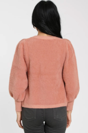 DRA Clothing Franco Sweater - Back cropped