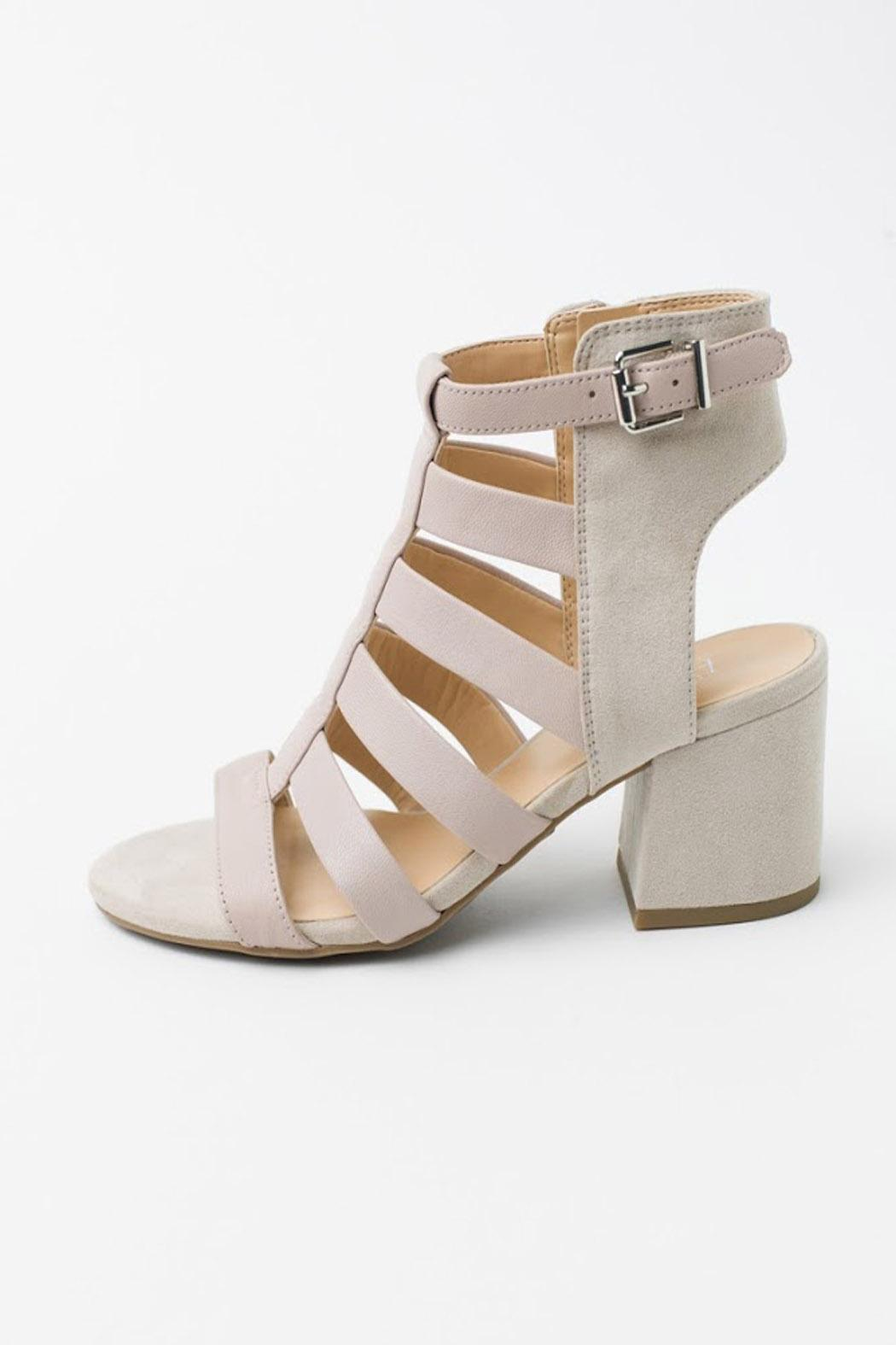 Franco Sarto Leather Sandal from Canada