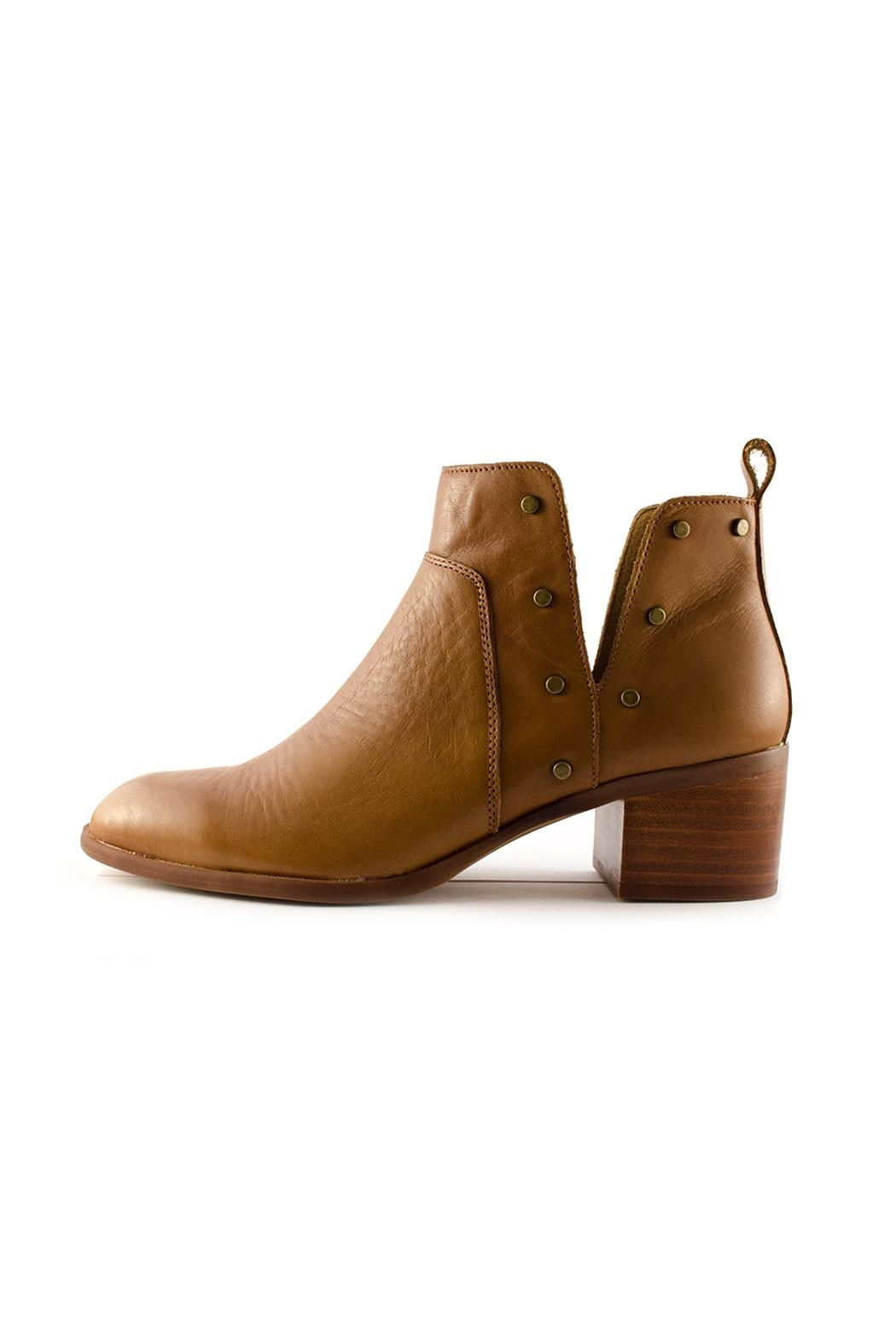 Franco Sarto Richland Leather Bootie - Main Image