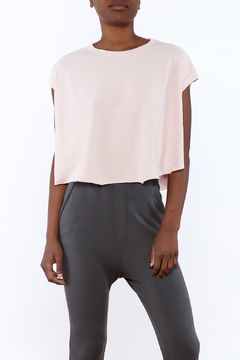 Frank & Eileen Cropped Muscle Tee - Product List Image