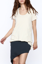 Frank And Eileen V-Neck Twisted Seam Tee - Product Mini Image