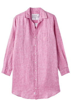 Frank And Eileen Frank & Eileen Mary Woven Button Up Dress - Alternate List Image