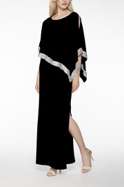 Frank Lyman Asymmetrical Gown - Product Mini Image