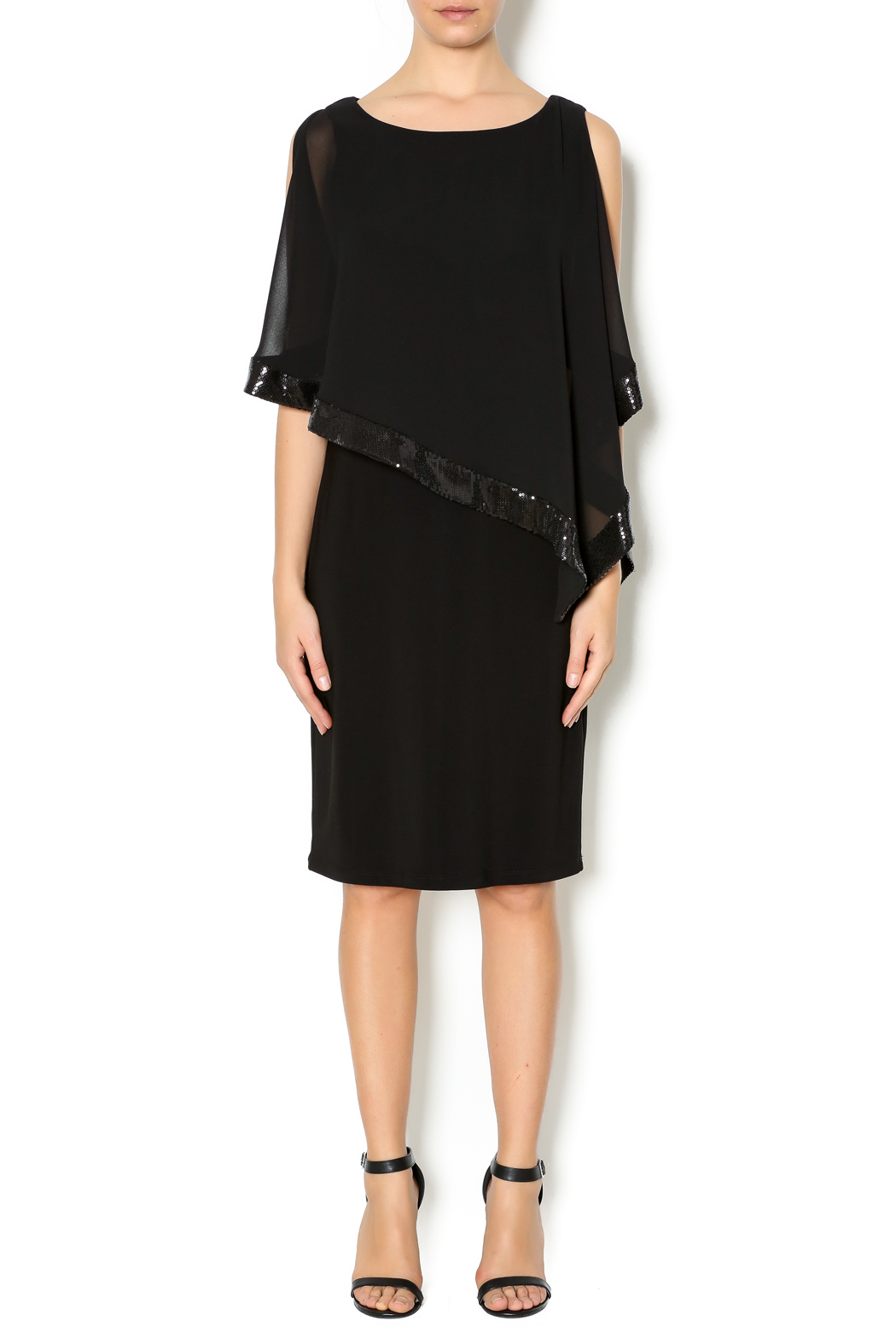 Frank Lyman Black Cocktail Dress From Canada By Cheeky