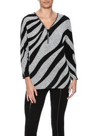 Frank Lyman Bold Stripe Sweater - Product Mini Image