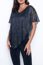 Frank Lyman Metallic Blouse - Product Mini Image