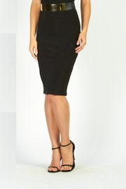 Frank Lyman Stretch Pencil Skirt 25