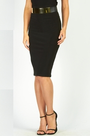 Frank Lyman Stretch Pencil Skirt 27 - Product Mini Image