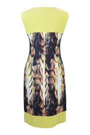 Frank Lyman Abstract Citrus Dress - Front full body