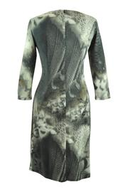 Frank Lyman Abstract  Print Dress - Front full body