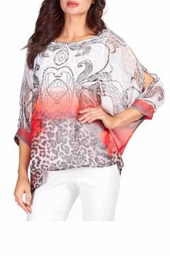 Shoptiques Product: Batwing Layered Top