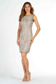 Frank Lyman Beaded Sequin Dress - Product Mini Image