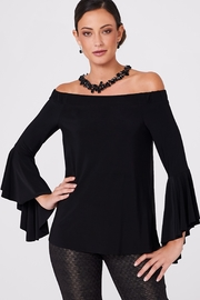 Frank Lyman Bell Sleeve Top - Front cropped