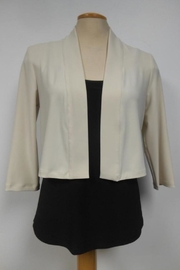 Frank Lyman Champagne Neutral Bolero - Product Mini Image