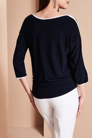 Frank Lyman Contrast Detail Top - Other