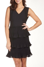 Frank Lyman Tiered Chiffon Dress - Product Mini Image