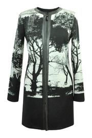 Frank Lyman Digital Print Jacket - Product Mini Image