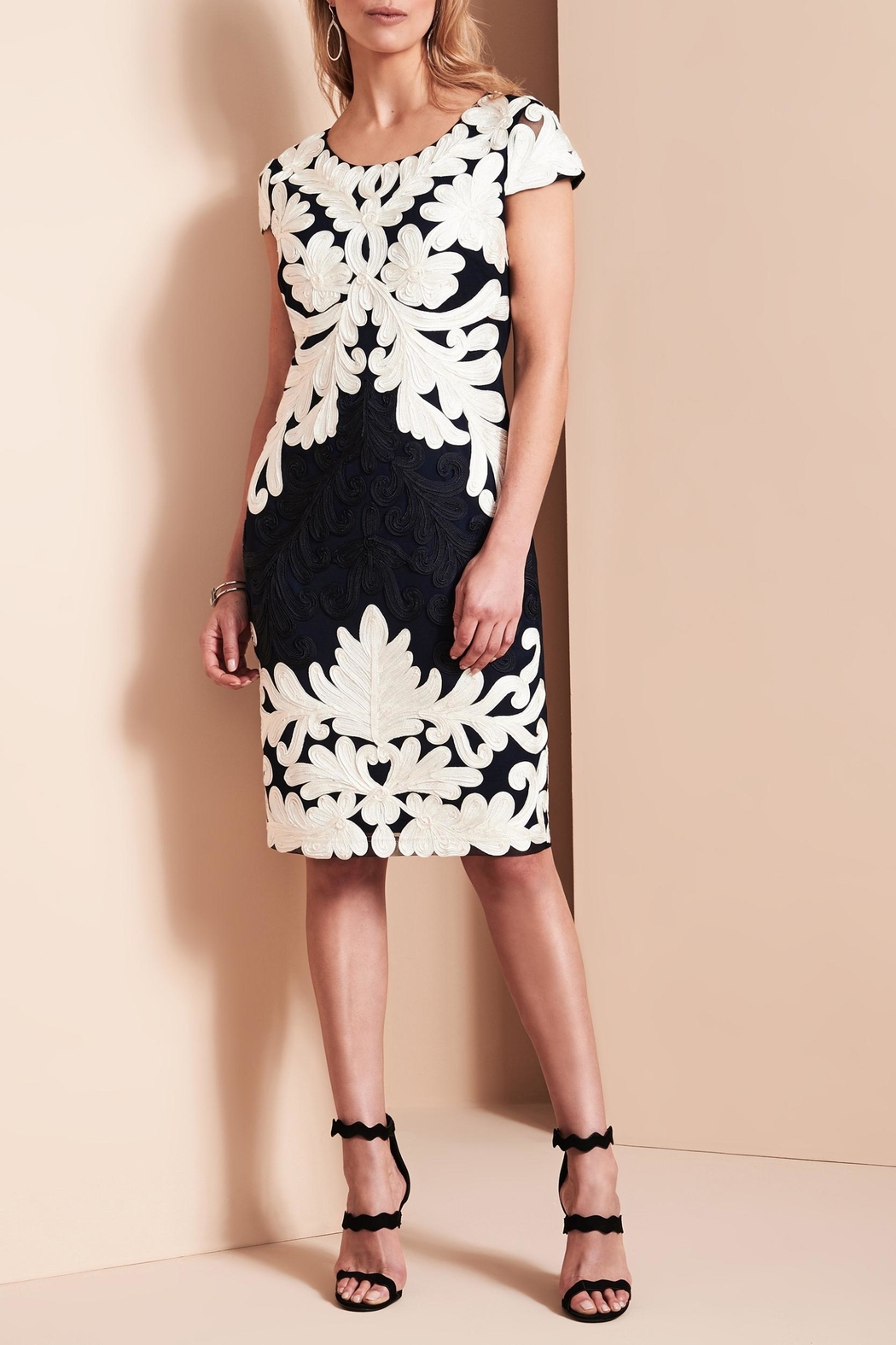 4ab5bec3df0f Frank Lyman Embroidered Soutache Dress from New Jersey by Sabine s ...