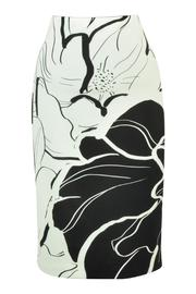Frank Lyman Floral Pencil Skirt - Product Mini Image