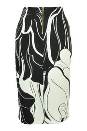 Frank Lyman Floral Pencil Skirt - Front full body