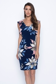 Frank Lyman Floral Ruffle Dress - Product Mini Image