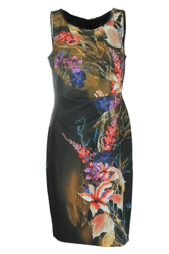 Frank Lyman Floral Tailored Dress - Product List Image