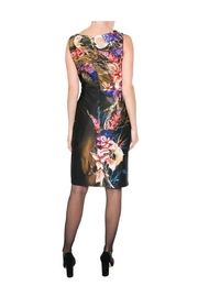 Frank Lyman Floral Tailored Dress - Front full body