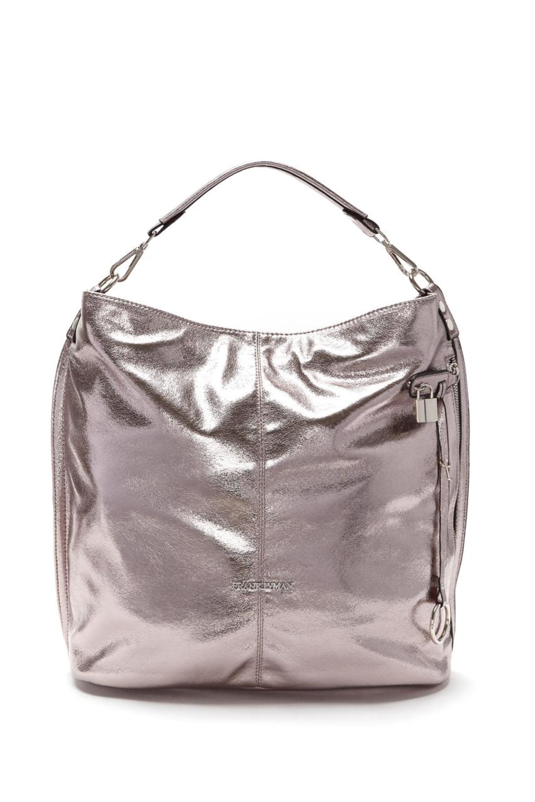 Frank Lyman Glam Bucket Bag - Main Image