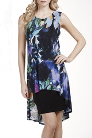 Frank Lyman Floral Layered Dress - Product Mini Image
