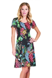 Frank Lyman Lined Floral Dress - Product Mini Image