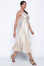 Frank Lyman Pleated Evening Dress - Product Mini Image