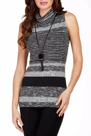 Frank Lyman Removable Necklace Tank - Product Mini Image