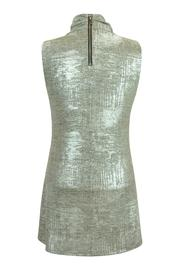 Frank Lyman Sleeveless Shimmer Tunic - Front full body
