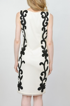 Frank Lyman Soutache Accent Dress - Alternate List Image