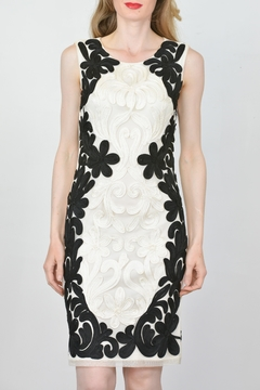 Frank Lyman Soutache Accent Dress - Product List Image