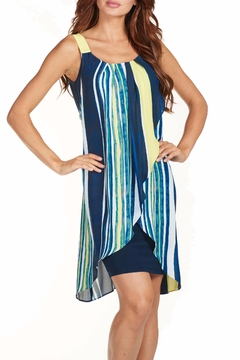 Shoptiques Product: Striped Fly Away Dress
