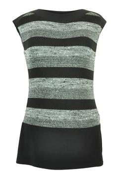 Shoptiques Product: Shhimmer Stripe Sweater