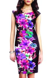 Frank Lyman Tropical Flower Dress - Product Mini Image