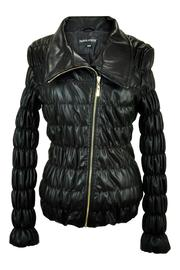 Frank Lyman Vegan Leather Jacket - Product Mini Image