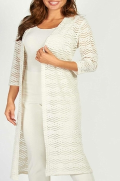 Shoptiques Product: White Cover Up