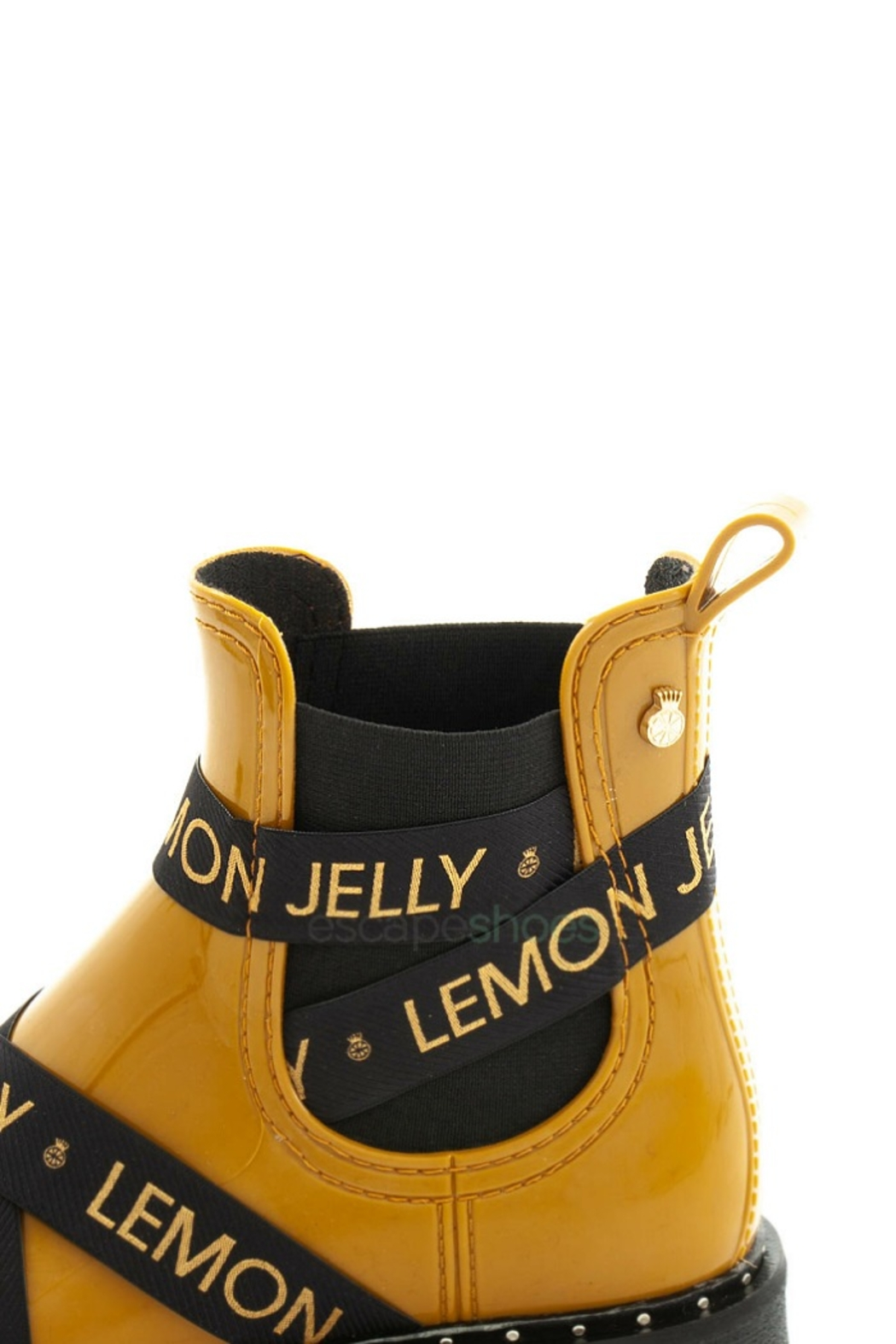 Lemon Jelly FRANKIE - Back Cropped Image