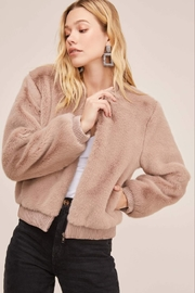 ASTR the Label FRANKIE JACKET - Front cropped