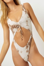 Frankie's Bikinis Frankies Skylar One Piece - Product Mini Image
