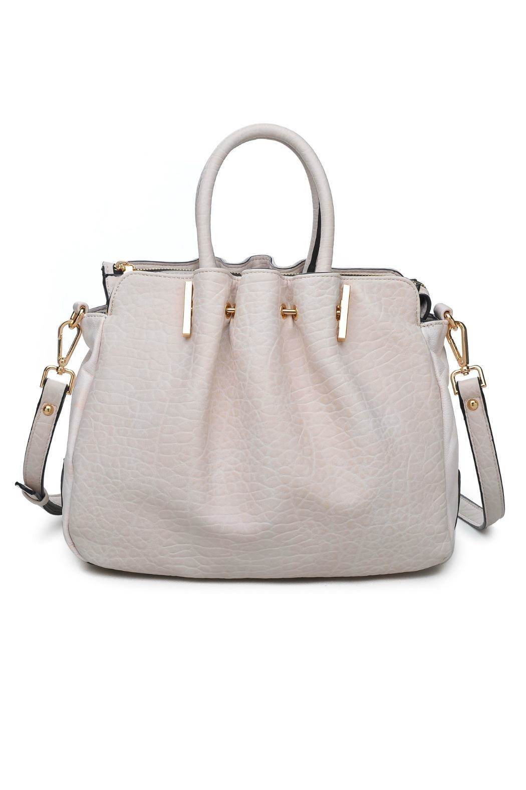 Urban Expressions, Inc Frankie Satchel - Front Cropped Image