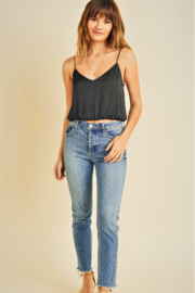 RESET BY JANE Frankie Satin Cami - Side cropped