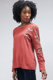 Caite Frankie Thermal top - Product Mini Image