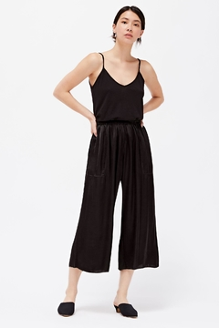 LACAUSA Franklin Satin Trousers - Product List Image
